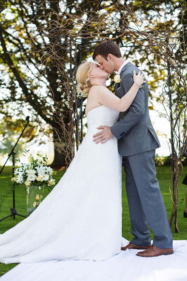 Surrey Outdoor Wedding