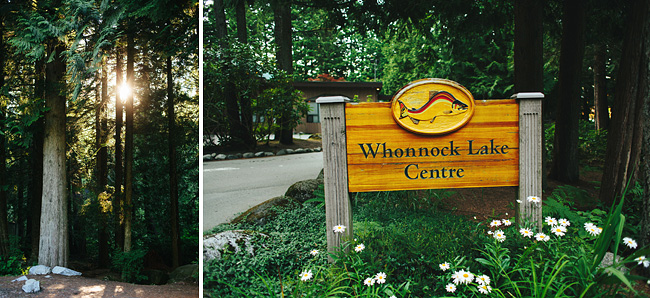 Whonnock Lake Centre