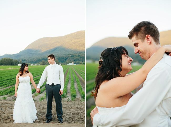 Abbotsford Country Wedding Photos