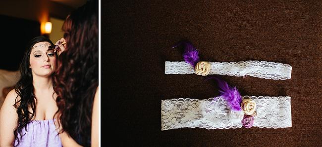 handmade lace vintage garters