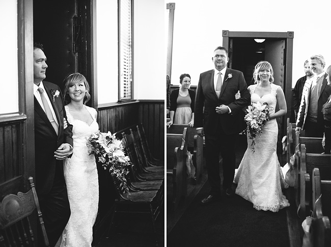 Langley Milner Chapel Wedding