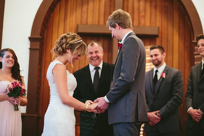 Brent Sheppard Wedding Ceremony