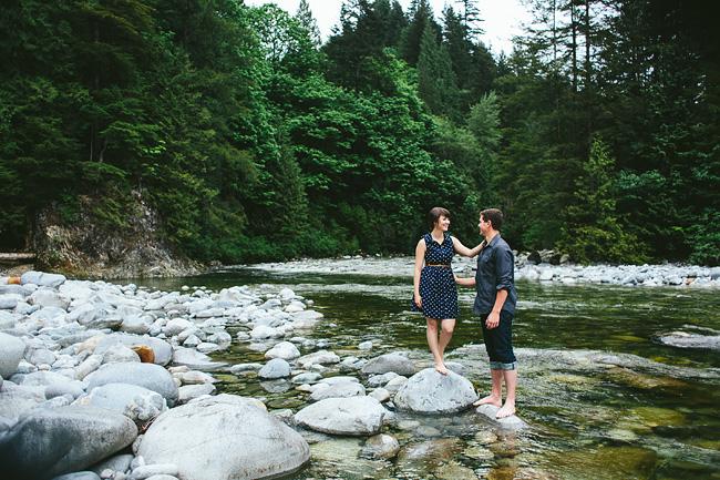 Fraser Valley river engagement