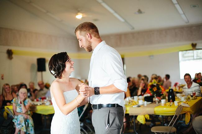 yarrow community hall wedding reception