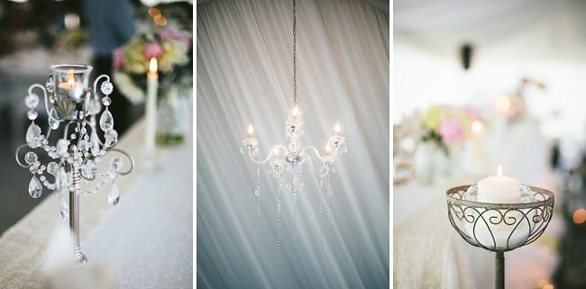 chandeliers at triple swaan nursery