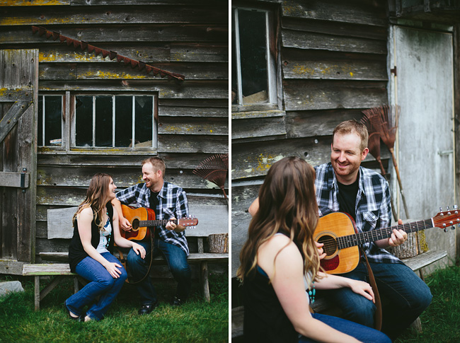 guitar proposal engagement