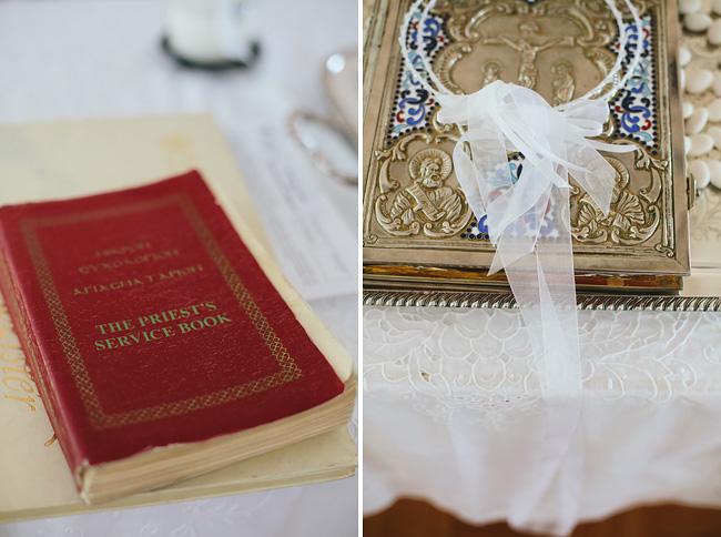 Greek Orthodox Crown Ceremony