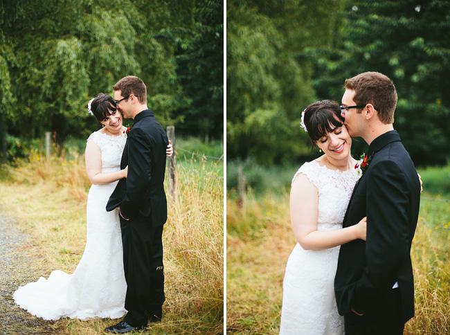 Surrey Outdoor Wedding Photos