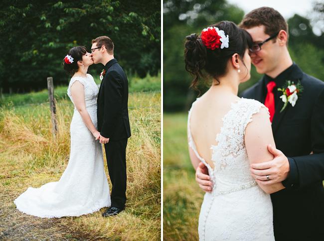 Semiahmoo Club Wedding Photos