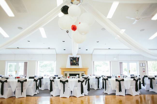 Surrey Wedding Hall