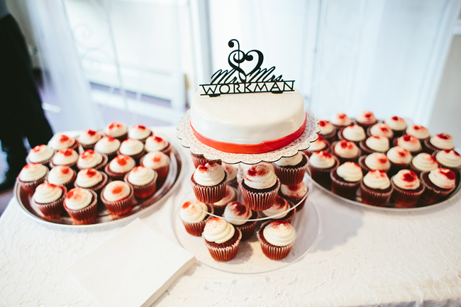 Musical Note Cake Topper