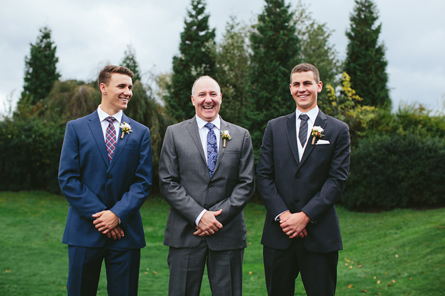 Wedding Family Candid