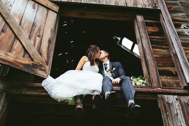 Fraser Valley Barn Wedding