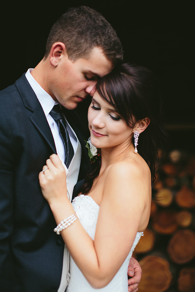 Rustic Abbotsford Wedding