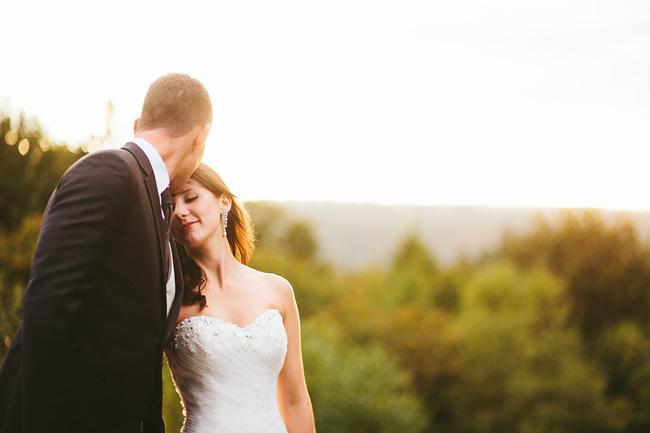 Jubilee Hall Sunset Wedding