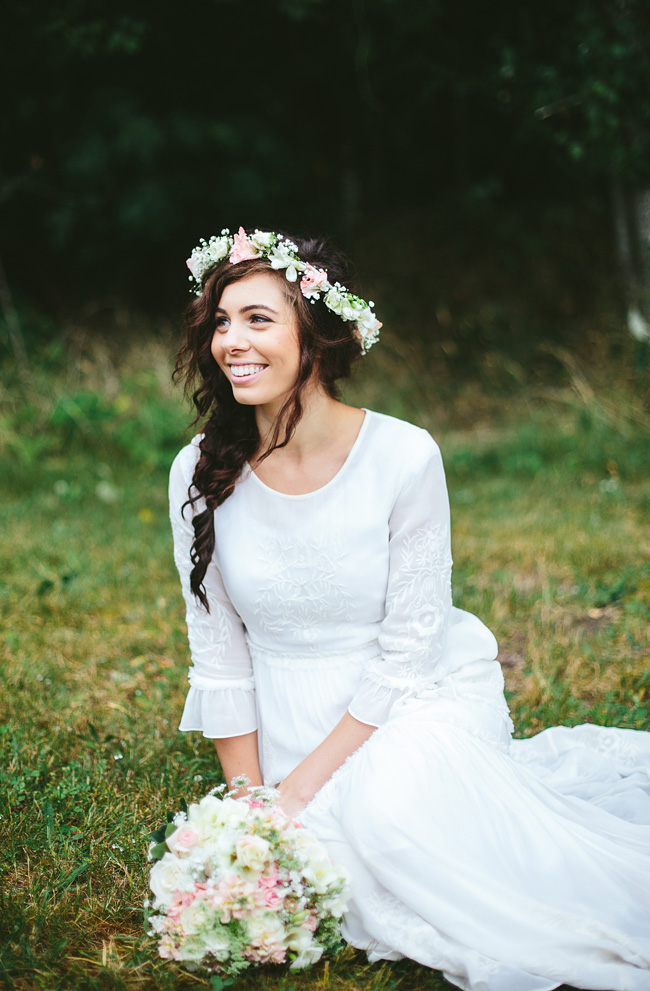 Free People Bride Bohemian Dress