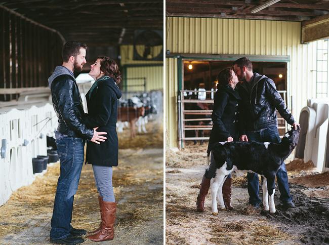 Abbotsford Dairy Farm Engagement