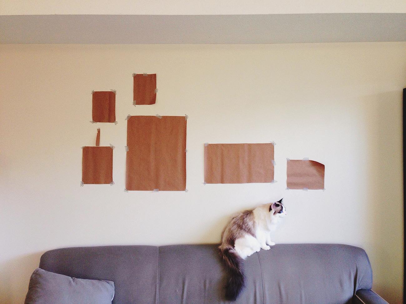 Gallery-Wall-Planning-Kraft-Paper-Web
