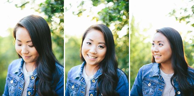 Golden Light Vancouver Portraits