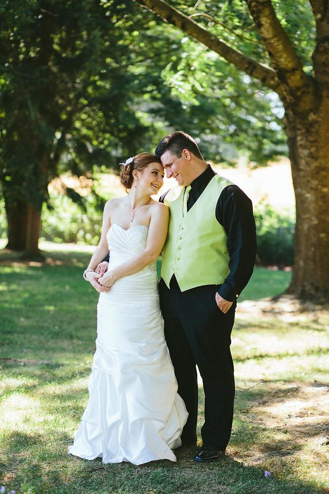 Yarrow Community Hall Wedding