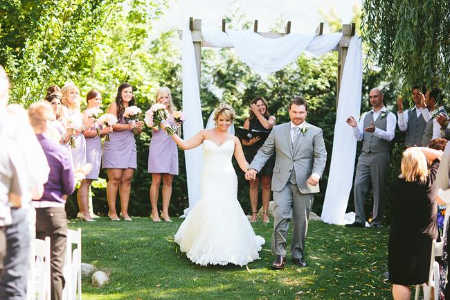 Woodbridge Ponds Abbotsford Wedding
