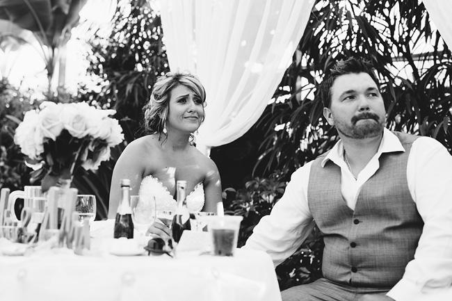 Father of Bride Speech Reaction