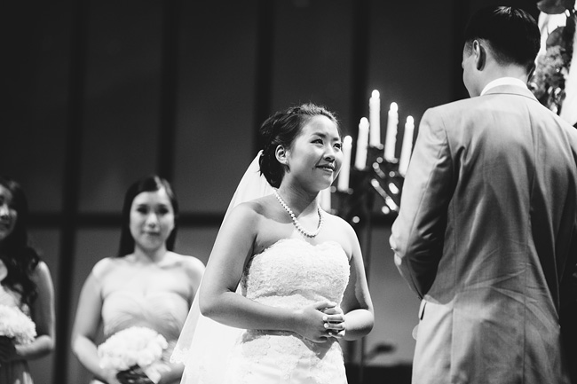 Wedding at Willingdon Church
