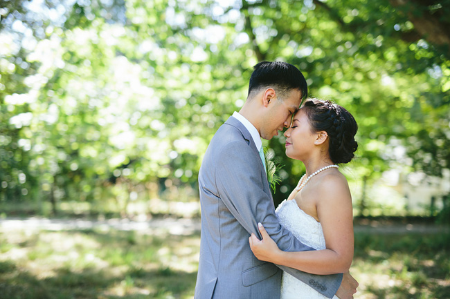Claudia and Ben's Wedding