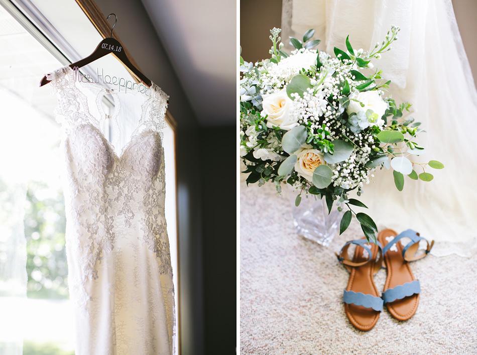 Wedding Getting Ready Details
