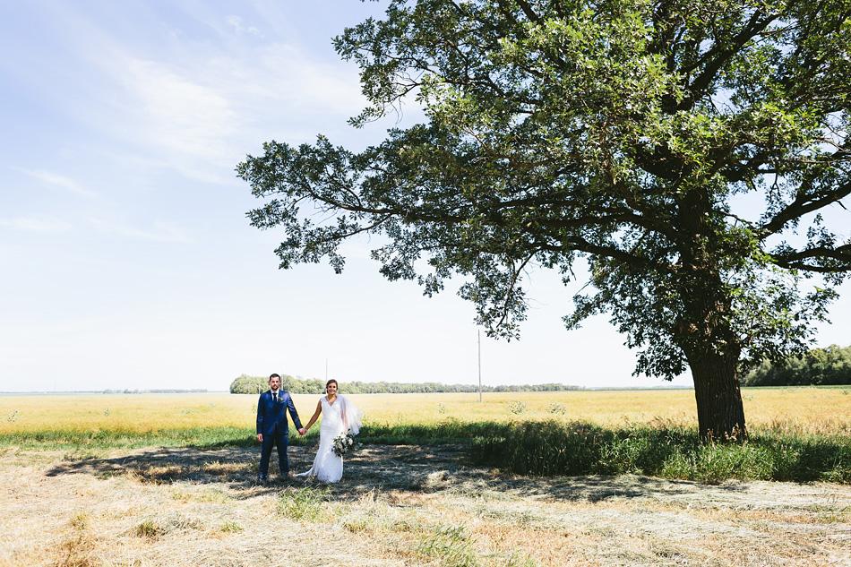 Southern Manitoba Wedding