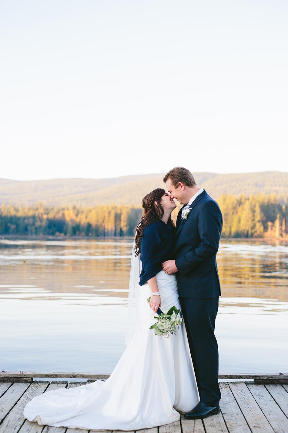 Whonnock Lake Wedding
